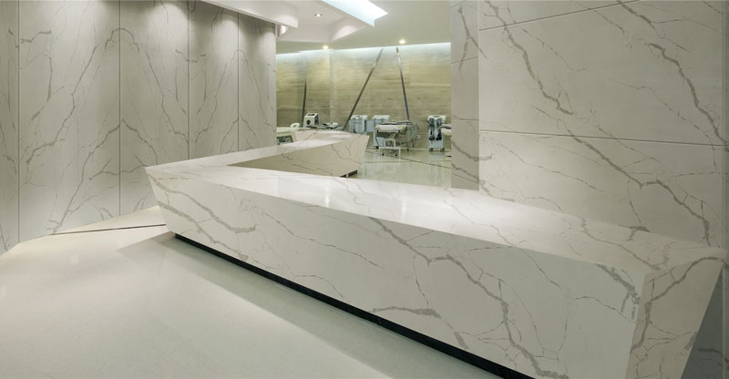 quartz-countertops-hospital