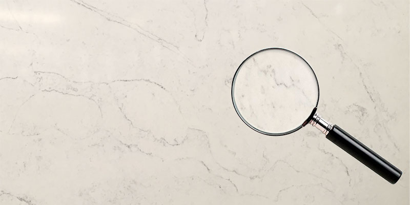 How to inspect the quality of quartz countertops