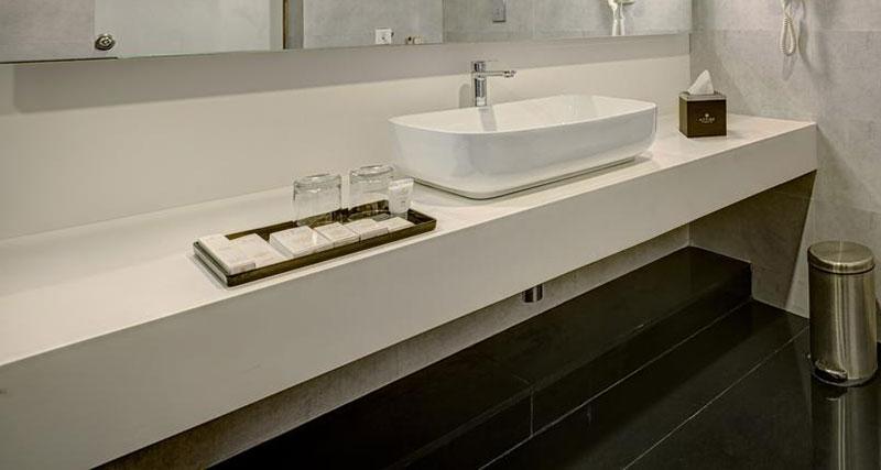 AQ501-Pepper-Beige-Quartz-Vanity-Tops-Hotel